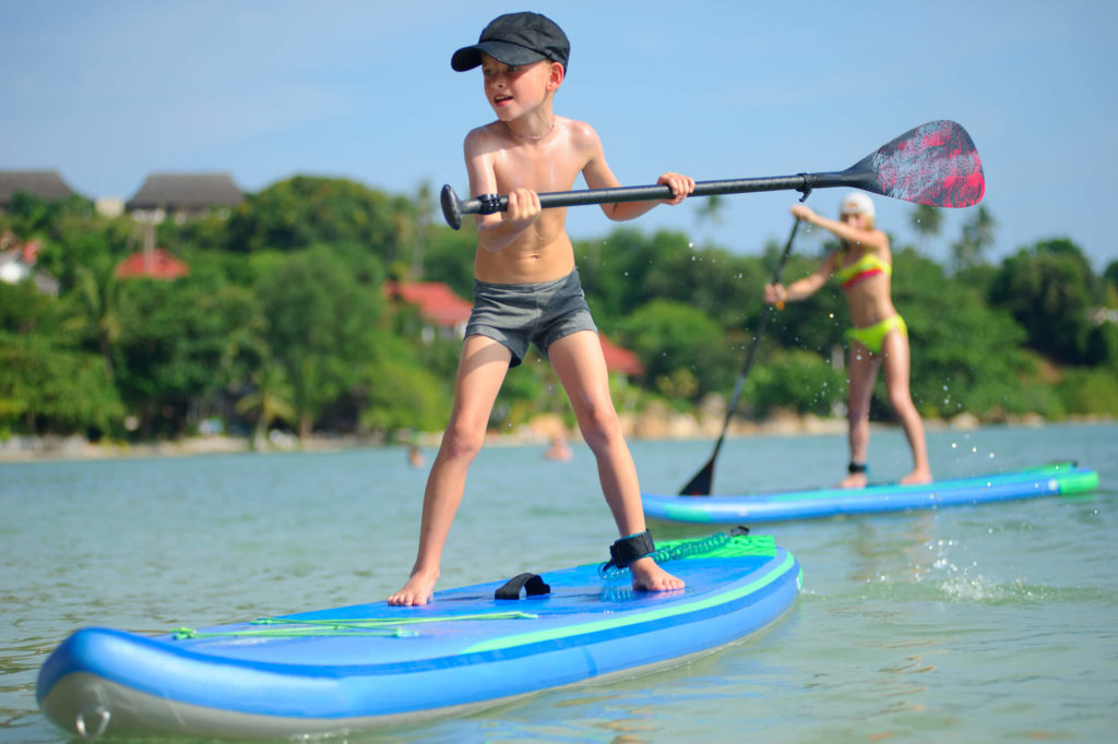 SUPSURF KIDS FUN / SUP YOUNGSTERS